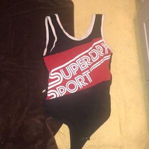 SUPER DRY BODY SUIT